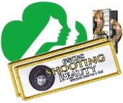 Shooting Beauty Girl Scout Patch Program Kit